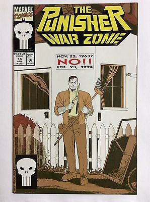 The Punisher, War Zone #14 (Marvel Comics) April 1993
