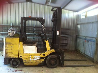 forklift counter weight 4 tonne 5 ft tynes