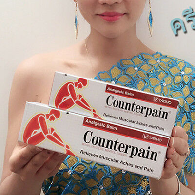 Thailand Counterpain Cream Massager Paste Muscular Aches Recovery Hurt Therapy