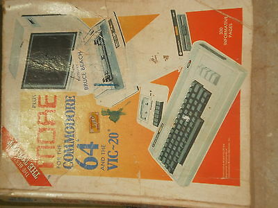 commodore 64 and vic-20 book