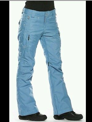 BNWT Oakley Womens Snow Ski Pants Gretchen Bleiler Shell Pant XL
