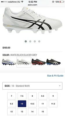 Asic Football Boots - Lethal Speed Flash It