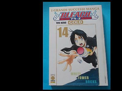 BLEACH GOLD nr. 14 del 2010 (ed. Planet Manga)