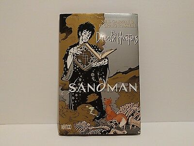 The Sandman: The Dream Hunters Hardcover Great Condition Like New (Oct 2009, DC)