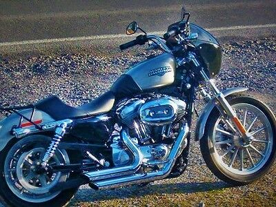 2008 Harley-Davidson Sportster  2008 HARLEY DAVIDSON XL883L SUPER CLEAN LOW MILES TURNKEY MANY EXTRAS