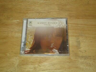 Coverage by Mandy Moore (CD, Oct-2003, Epic (USA)) BMG Direct CD