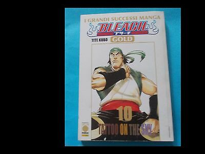 BLEACH GOLD nr. 10 del 2010 (ed. Planet Manga)