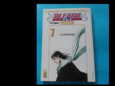 BLEACH GOLD nr. 7 del 2009 (ed. Planet Manga)