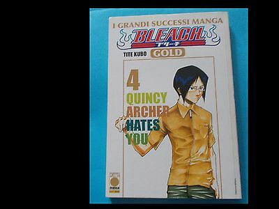 BLEACH GOLD nr. 4 del 2009 (ed. Planet Manga)