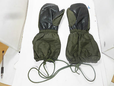 Italian Army Extreme Cold Winter Trigger Mittens