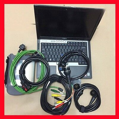 MB Star SD Connect C4 +xentry XDOS 05/2017 + D630 laptop Mercedes Benz Star