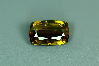 2.310 Ct  Earth Mined Unique Dazzling 100% Natural Dancing' Color Change Axinite