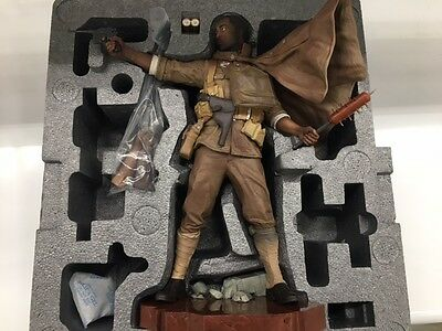 "14"" Battlefield 1 Statue Collectors edition Figurine Statue with guns NEW PS4"