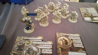 Warmachine Protectorate of Menoth Army