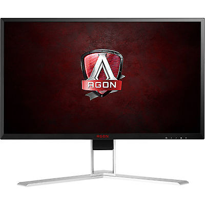 "AOC AGON AG271QX  1MS QHD 27"" LED Gaming Monitor HDMI DP FreeSync 144Hz Speaker"