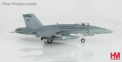 Hobby Master RAAF 1:72 F/A 18A Hornet A21-27 (HA3535) Die-Cast Model Plane
