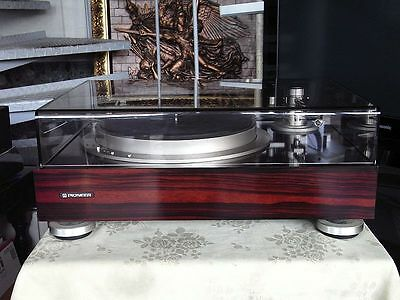 Pioneer Analog Player PL-70 Audio Japan Working properly Free Shipping