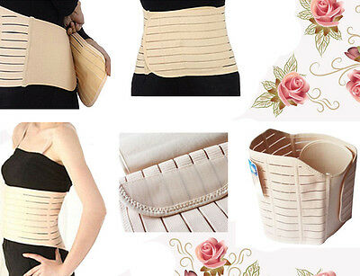 Postpartum Support Recovery Waist Belt Shaper After Pregnancy Maternity Band UK