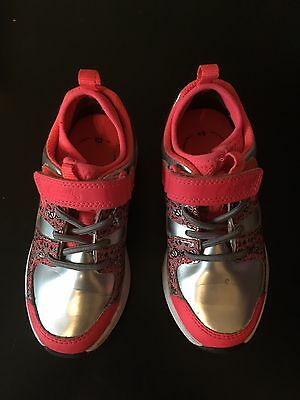 clarks girls shoes size 8.5