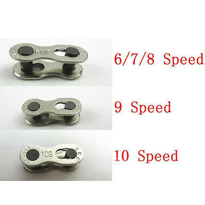 KMC Bicycle Bike Chains Connector recycle Link for 6S/7S/8S/9S/10S Speed Chain