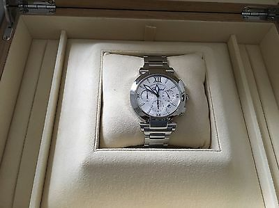 Chopard IMPERIALE CHRONO 40 MM WATCH NEW ! NEVER WORN + AMAZING BOX