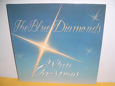 Lp - Blue Diamonds - White Christmas - 575 / 21123