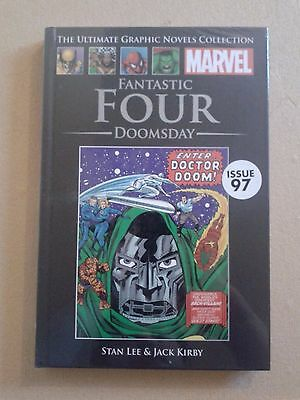 MARVEL ULTIMATE GRAPHIC NOVEL COLLECTION. Fantastic Four: Doomsday.