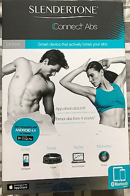 Slendertone Connect Abs Toning Belt NEW RRP 180GBP