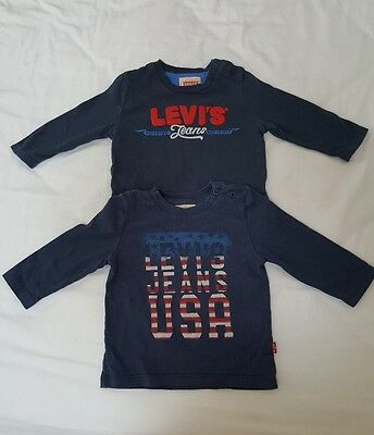 baby boys LEVI'S tops 6 months