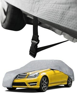 Best on the Market ! | Wind-Proof & Waterproof Premium Car Cover | Large
