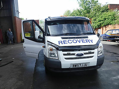 Ford Transit Crewcab Recovery Truck