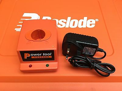 Replacement Charger Base/Ac/Dc Adapter For Paslode Im200 Stapler
