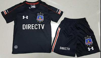 Colo-Colo Chile Away Kids Youth kit