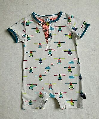 ted baker summer baby romper 3-6months