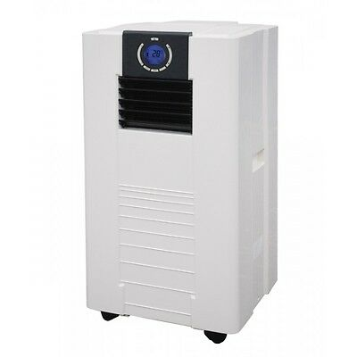 Elite Portable Air Conditioner Unit 16000 Btu Cooling Fan 3-Speed Air Con Cool