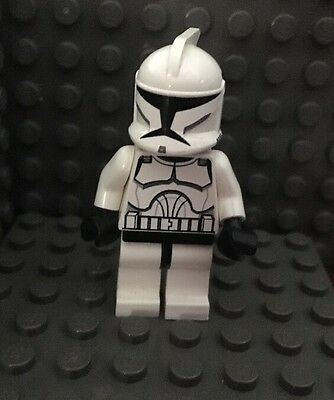 Lego Star Wars Minifig Clone Trooper From 8018