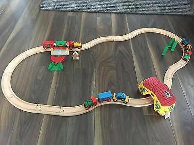BRIO 'My First Railway' Battery Operated Train Set (Extended)