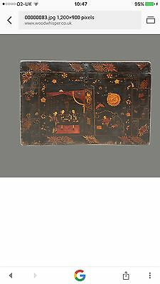 Chinese Antique Opera Chest