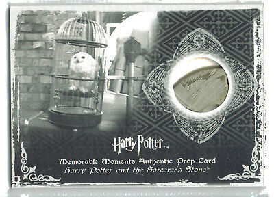 Harry Potter Memorable Moments 2 Hedwig's Perch P1 Prop Card Variant 011/100