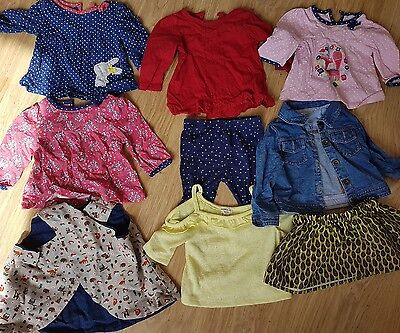 Baby girls clothes 0-3 months bundle
