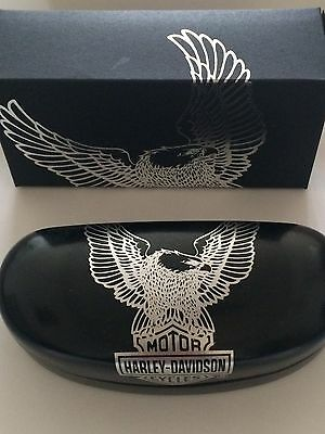 Harley Davidson Sunglasses Case with Box