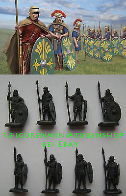 1:72 FIGUREN M124 Roman Auxiliaries Ranks - STRELETS NEU