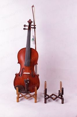 4/4 3/4 One Violin stand steady Violin Holder Solid wood easy to use solid wood