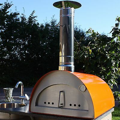 Outdoor Wood Fired Pizza Oven pizza - Portable Pizza Oven - brick bbq - barbecue