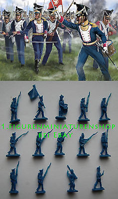 1:72 FIGUREN 144 Polish Infantry in Attack - STRELETS NEU