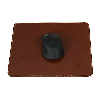Leather Mouse Pad Real Leather Mouse Mat JoyToken