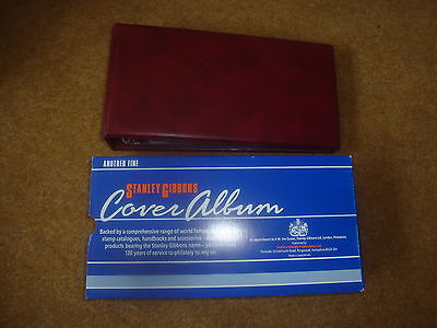 Stanley Gibbons New Classic Cover Album with blue slipcase - rf151