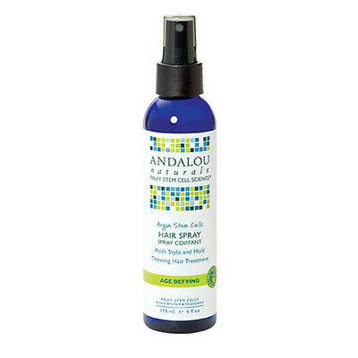 Age Defying Hair Spray 6 oz by Andalou Naturals
