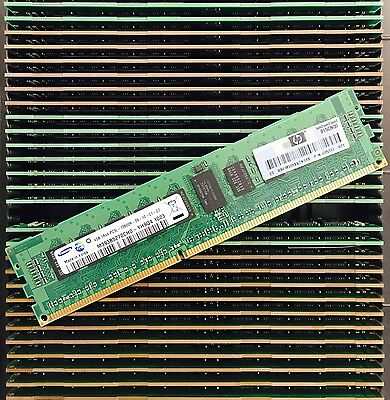 32GB 48GB 64GB (4GB DIMMS) Memory 1Rx4 PC3L-10600R DDR3-1333MHz ECC HP IBM DELL