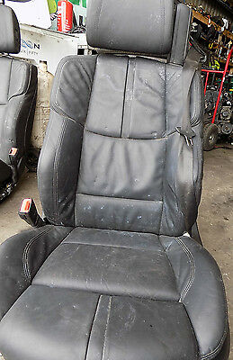 Bmw M3 E90 E92 E93 3 Series Front Passenger Seat Near Side N/s/f Leather Air Bag